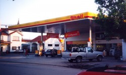 Estación Shell