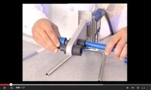 Proceso de termofusión - Azul Fusión