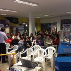 Charla Técnica en Paysandú, Uruguay